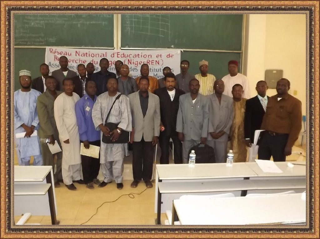 NigerREN holds First General Assembly
