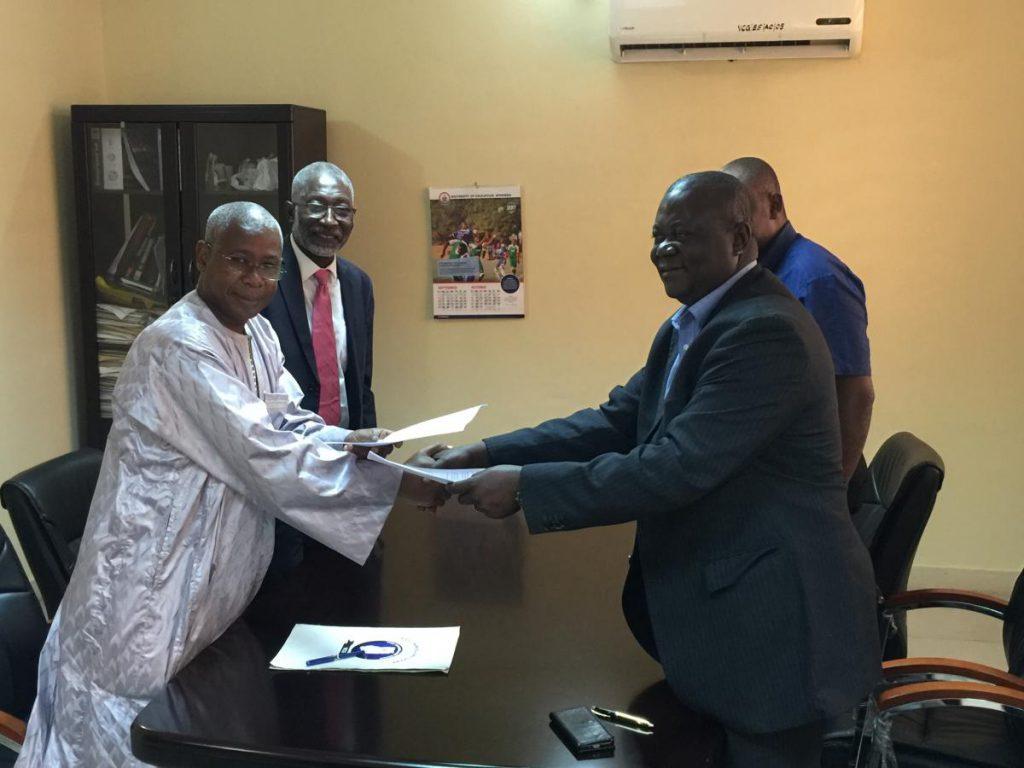 WACREN et VCG signent un accord pour abriter le Secrétariat de WACREN