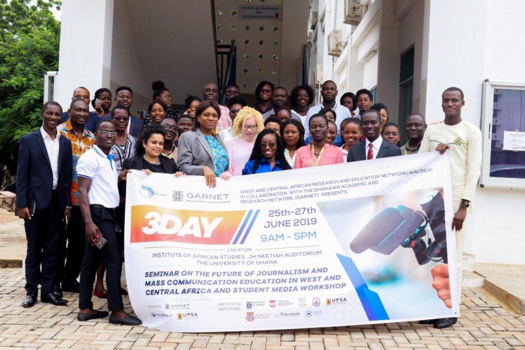 AVNN Maiden Workshop Held in Accra, Ghana