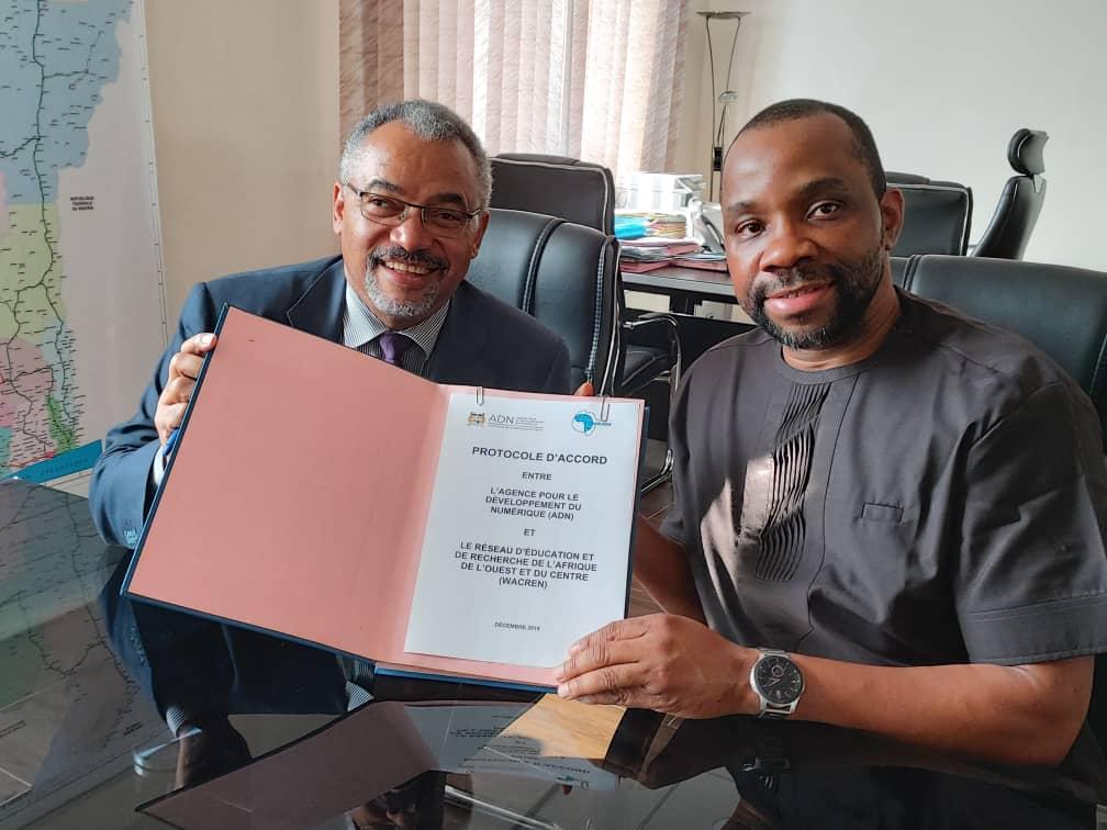 WACREN, ADN Benin Commit to Work for #WACREN2020