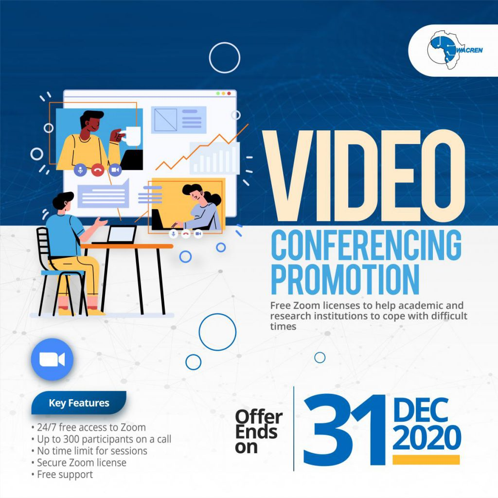 Video Conferencing Promotion