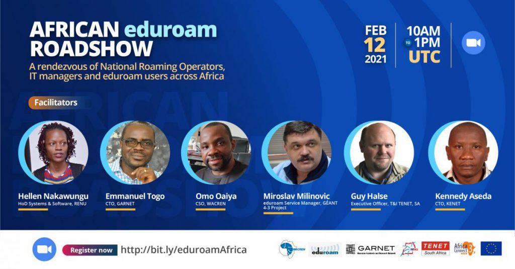 African eduroam Roadshow