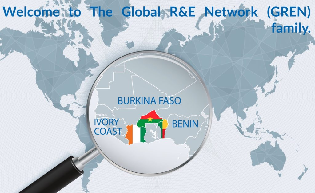 NORDUnet welcomes three newly-connected NRENs to the Global REN family