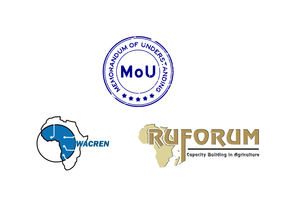 WACREN, RUFORUM agree to increase accessibility to open education resources