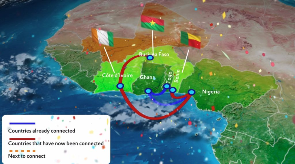 Three West African countries go live on high-speed data comms network for research and education - africabriefing.org