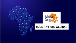 Les réseau d'éducation et de recherche d'Afrique participent au webinaire de la fiche pays AC3
